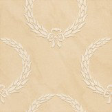 Zoffany Gustavus Cream Wallpaper