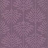 Clarke & Clarke Vogue  Damson Wallpaper