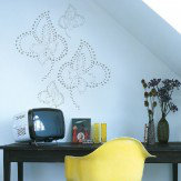 Brewers Lily Wall Sticker