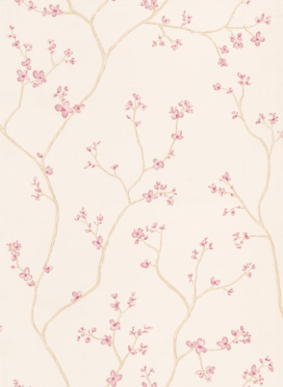 Roberts Blossom Wallpapers Laura Ashley wallpaper Blossom Tree Pink