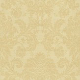 Zoffany Crivelli Cream Wallpaper