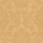 Zoffany Crivelli Gold Wallpaper