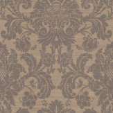 Zoffany Crivelli Amethyst Wallpaper
