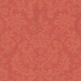 Zoffany Tours Red Wallpaper