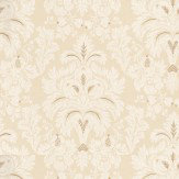 Zoffany Alvescot Cream Wallpaper
