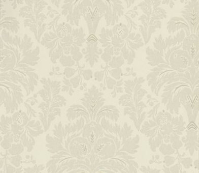 Image of Zoffany Wallpapers Alvescot Silver, ZCDW07004