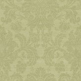 Zoffany Crivelli Green Wallpaper