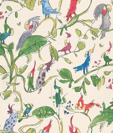 Osborne & Little Cockatoos Wallpaper main image