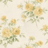 Sanderson Adele Yellow Wallpaper - Product code: DCAVAD102