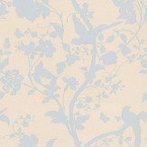 Laura Ashley Oriental Garden  Duck Egg Wallpaper - Product code: 3308213