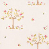 Camengo Apple Tree Design Wallpaper
