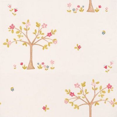 Image of Camengo Wallpapers Apple Tree Design, 919 23 33