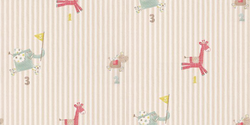 Image of Camengo Wallpapers Animals Design, 923 04 77