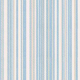 Camengo Two colour stripe Wallpaper