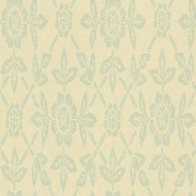 Zoffany Wallpapers Pergola Green ZPAW01005