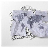 Mr Perswall Modern World Mural - Product code: P110201-8