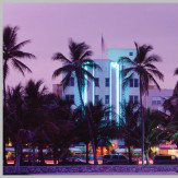 Mr Perswall Miami Vice Mural - Product code: P110501-6