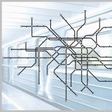 Mr Perswall Subway Mural - Product code: P110702-8