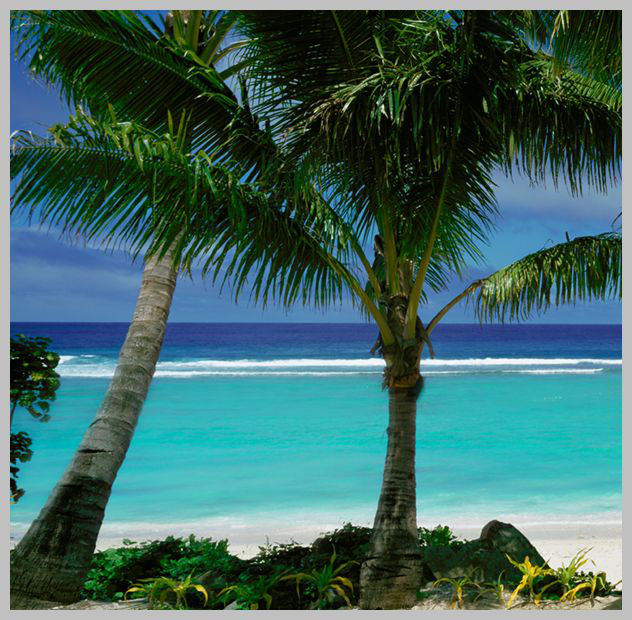 Mr Perswall Paradise View Mural - Product code: P110801-6