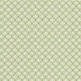 Nina Campbell Folco Duck Egg Wallpaper