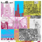 Mr Perswall New York Mural - Product code: P111102-4
