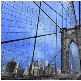 Mr Perswall Brooklyn Bridge Mural - Product code: P111601-8