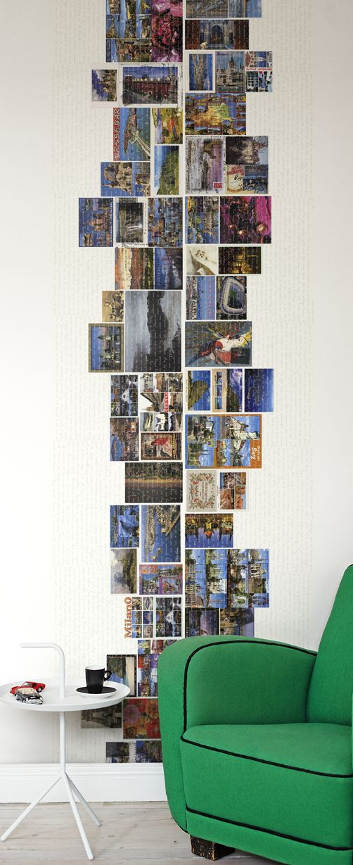Mr Perswall Postcards Mural - Product code: P112103-2