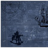 Mr Perswall Star Map Mural - Product code: P112602-8