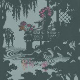 Cole & Son Geisha Wallpaper