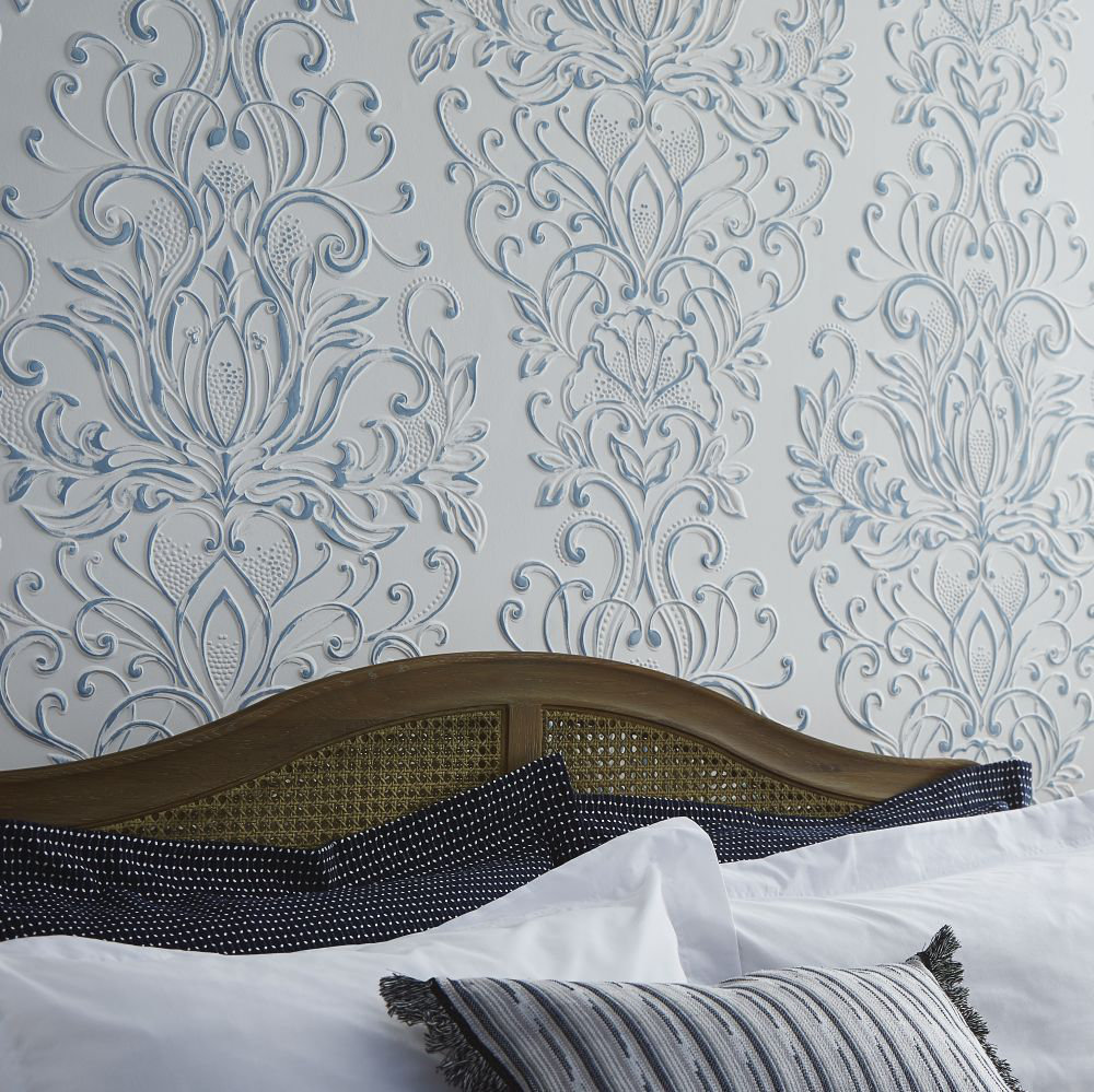 Cleopatra Wallpaper - Paintable - by Lincrusta