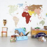 Mr Perswall Whole Wide World Mural - Product code: P120201-6