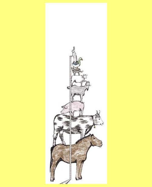 Mr Perswall Tall Wall Mural - Product code: P121102-2