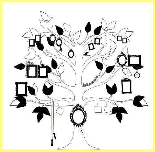Mr Perswall Me Tree Mural - Product code: P121202-W