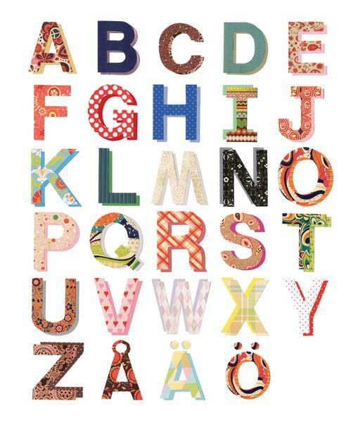 Mr Perswall Spell And Tell Mural - Product code: P121803-W