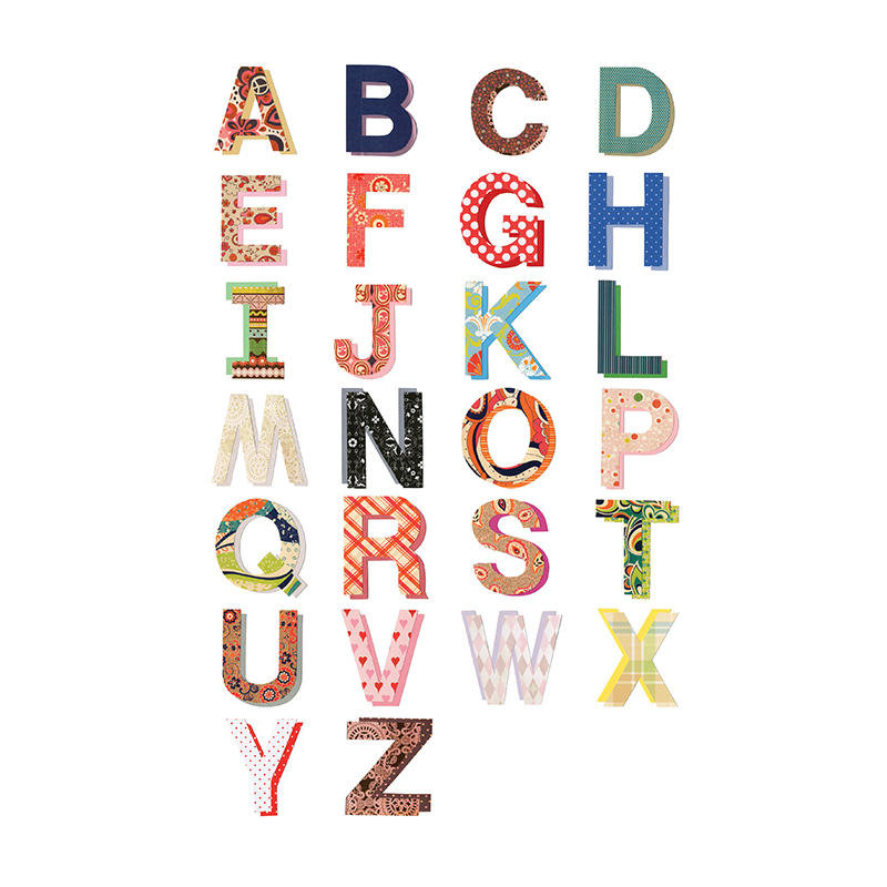 Mr Perswall Spell And Tell Mural - Product code: P121804-W
