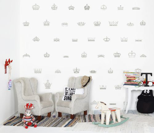 Mr Perswall Kings And Queens Mural - Product code: P122002-W