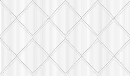 Erica Wakerly Argyle Grey / White Wallpaper main image