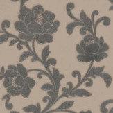 Kandola Kelway Beaded Wallpaper  Metallic Taupe