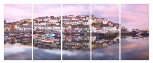 Image of Graham & Brown Art Brixham Harbour, 40-408
