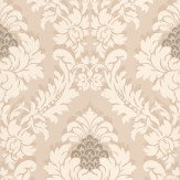 Osborne & Little Rezzonico Beige / Cream Wallpaper