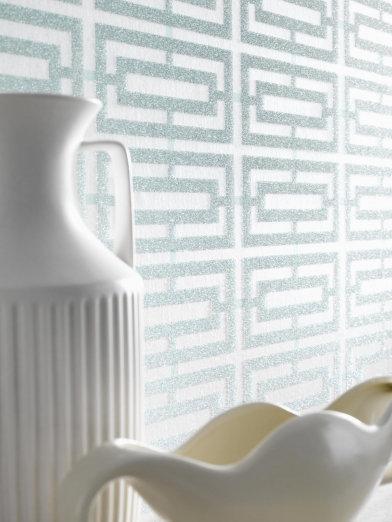 Osborne & Little Wallpapers Kikko Trellis W617601