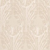 Osborne & Little Accademia Stone / White Wallpaper