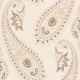 Osborne & Little Nizam Ivory / Taupe Wallpaper - Product code: W6179/03