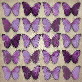Arthouse Plum Butterflies Art