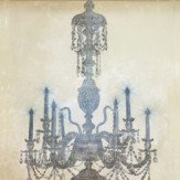 Arthouse Silver Chandelier Art