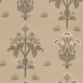 Morris Meadow Sweet Chocolate Wallpaper - Product code: 210351