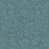 Morris Garden Craft Blue Wallpaper - Product code: 210357