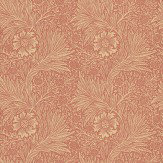 Morris Marigold Soft Red Wallpaper - Product code: 210367