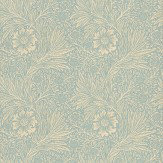 Morris Marigold Blue Wallpaper - Product code: 210368