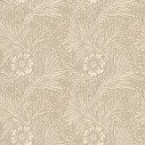 Morris Marigold Taupe / Grey Wallpaper - Product code: 210371